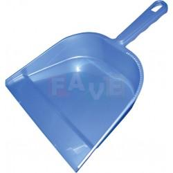 Lopatka bez gumy  32,5x22,5 cm  plast  mix barev