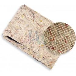 Utěrka na podlahu šedá  50x60 cm  textílie