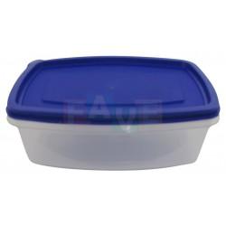 Dóza obdélník  22,5x14,5x9,5 cm  2 l  plast