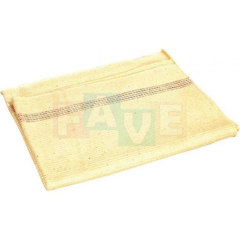 Hadr netkaný bílý  52x65 cm  textílie