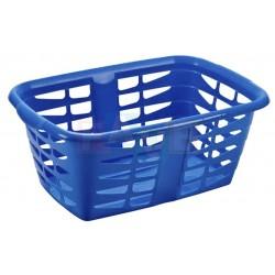 Koš na čisté prádlo PRISMA  59x39,5x24 cm  31,5 l  plast  mix barev