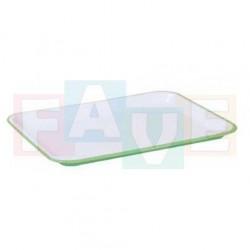 Podnos DUO obdélník  35,5x26,5 cm  plast  mix barev