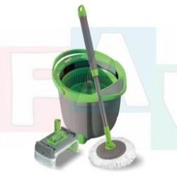 Souprava mopová SPECIAL rotační  120x32x30 cm  plast, mikrovlákno, kov