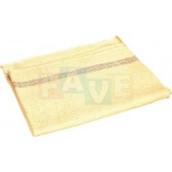 Hadr netkaný bílý  52x70 cm  textílie