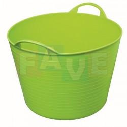 Koš flexibilní 40 l zelený