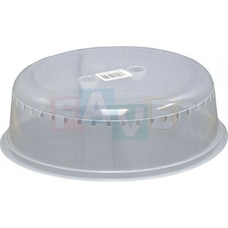 Kryt na talíř do MVT malý  26x6 cm  plast  mix barev