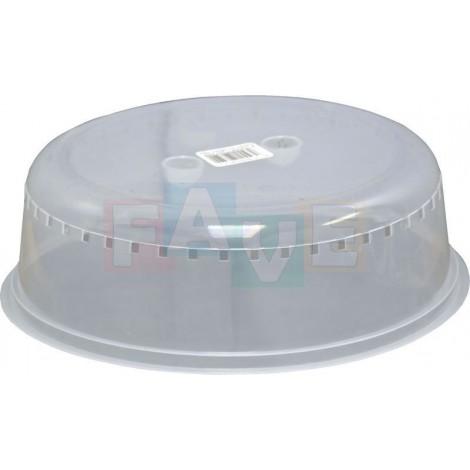 Kryt na talíř do MVT velký  27x8,5 cm  plast  mix barev