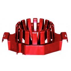 Ždímač CLASSIC elastický plast, červený