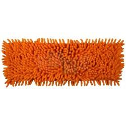Náhrada na mop plochý  42x13 cm  žinylka  mix barev