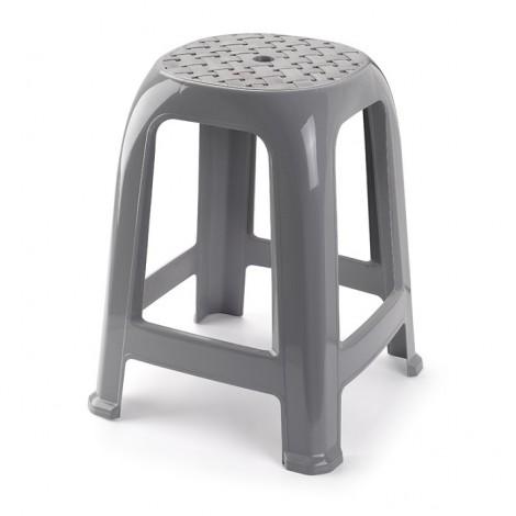 Stolička 27x27x46 cm, mix barev, plast
