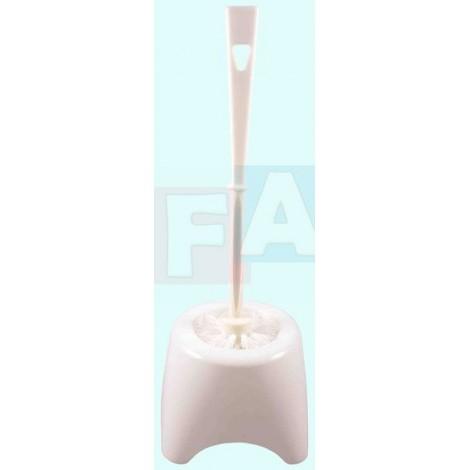 WC souprava FUTURUM bílá  38x15 cm  plast