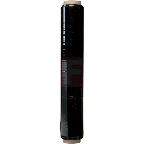 Folie smršťovací černá  50x9 cm  plast