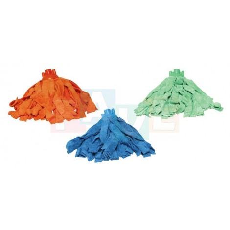 Mop Micromop  140 g  bavlna, plast  mix barev