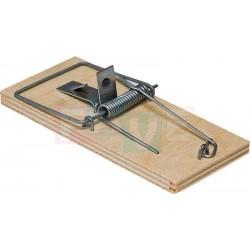 Pastička na myši  10x5 cm  dřevo