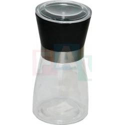 Mlýnek na koření  14x6,8 cm  sklo