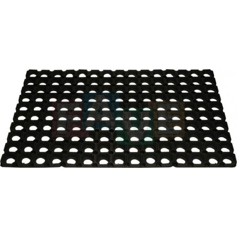 Rohož HONEY tl. 16mm  40x60x1,6 cm  guma