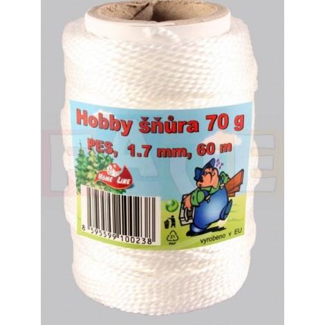 Provázek HOBBY  75 g  polyester