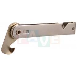 Otvírák STANDARD na konzervy  12x2 cm  nerez