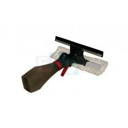 Stěrka SPRAYCLEAN s rozprašovačem a mikrovláknem  29x15,5x8 cm  plast, mikrovlákno