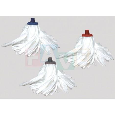 Mop ekologický páskový  160 g  bavlna, plast