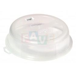 Kryt na talíř do MVT  26x7 cm  plast  mix barev