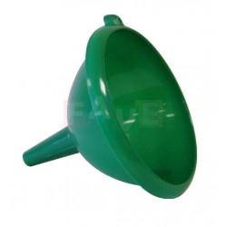 Trychtýř  13,5x14 cm  plast  mix barev