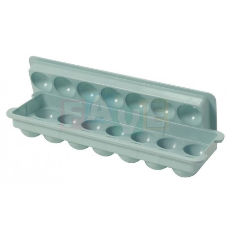 Forma na led - 2 díly  23,5x7,5 cm  plast  mix barev