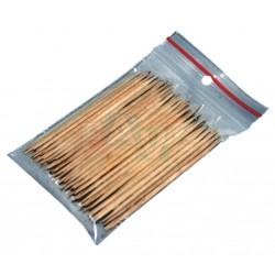 Párátka balení 100 ks  6x5 cm  dřevo